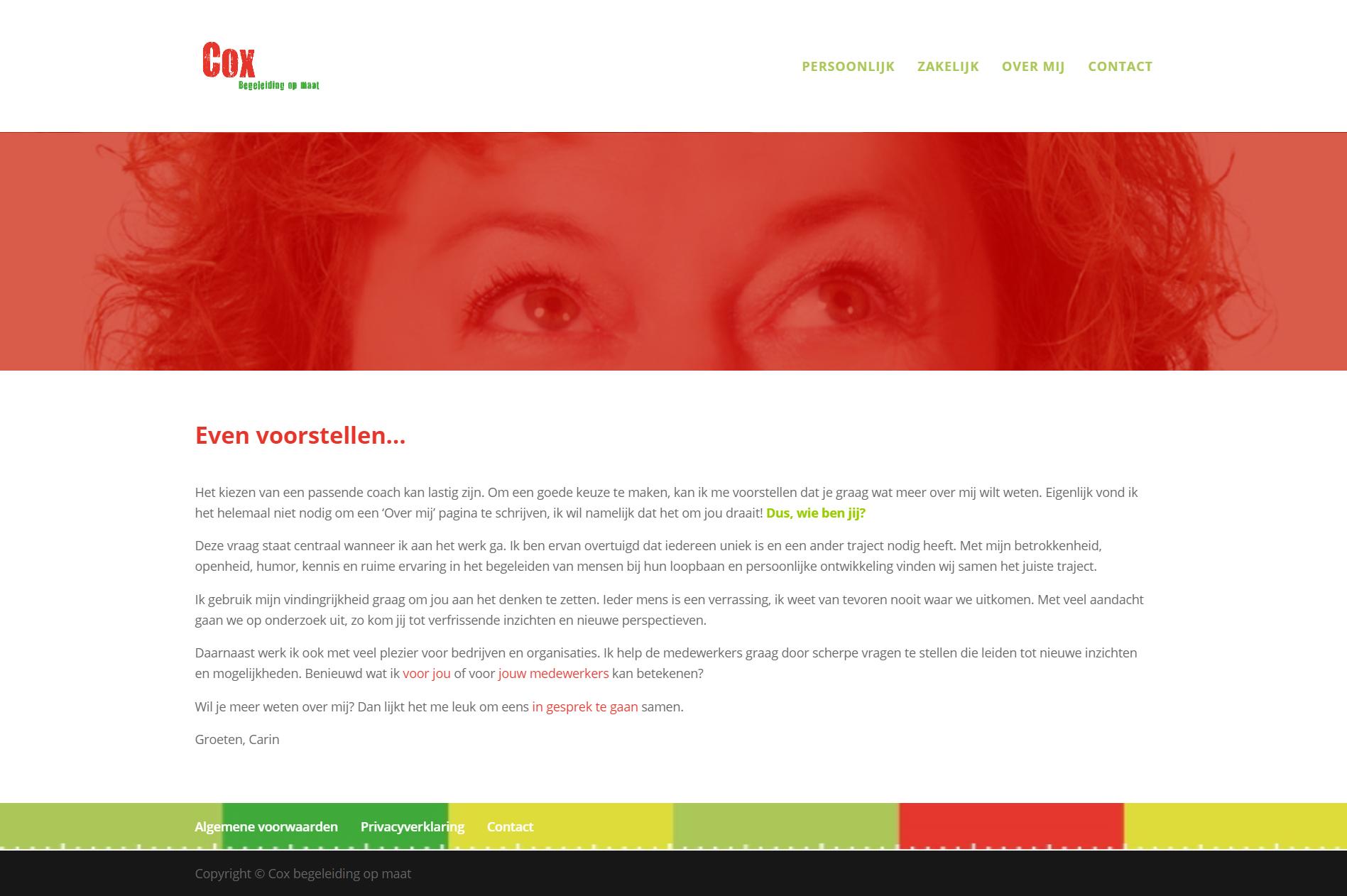 website design cox 3